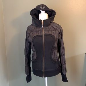 Lululemon Scuba Jacket Special Edition Ruched